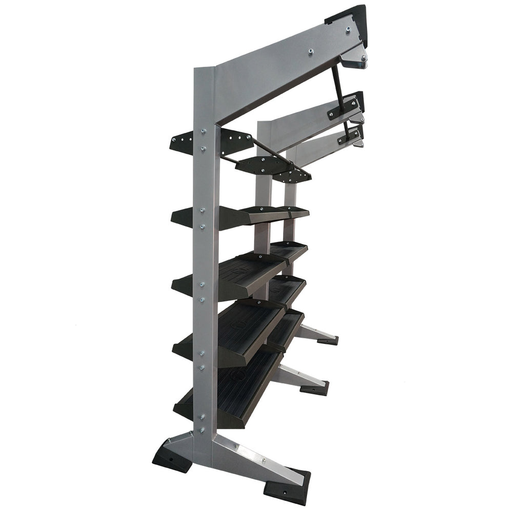Torque X-CREATE - 2 Module Storage Wall (Platinum 2)