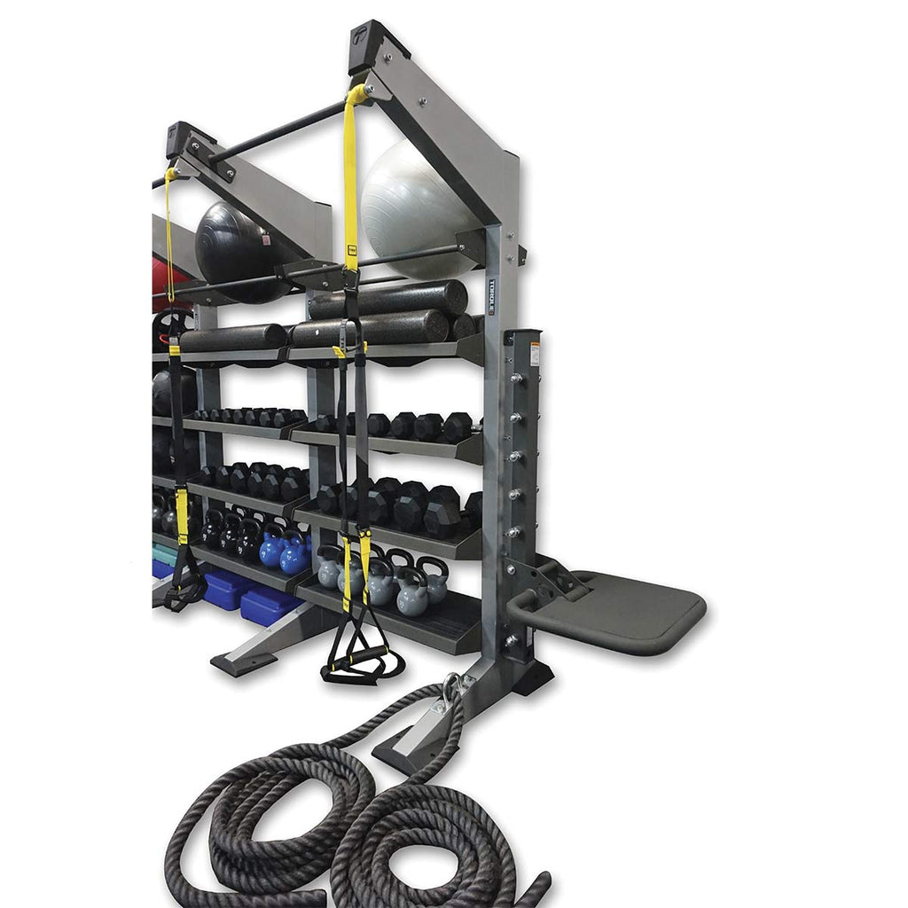Torque X-CREATE - 3 Module Storage Wall (Platinum 2)