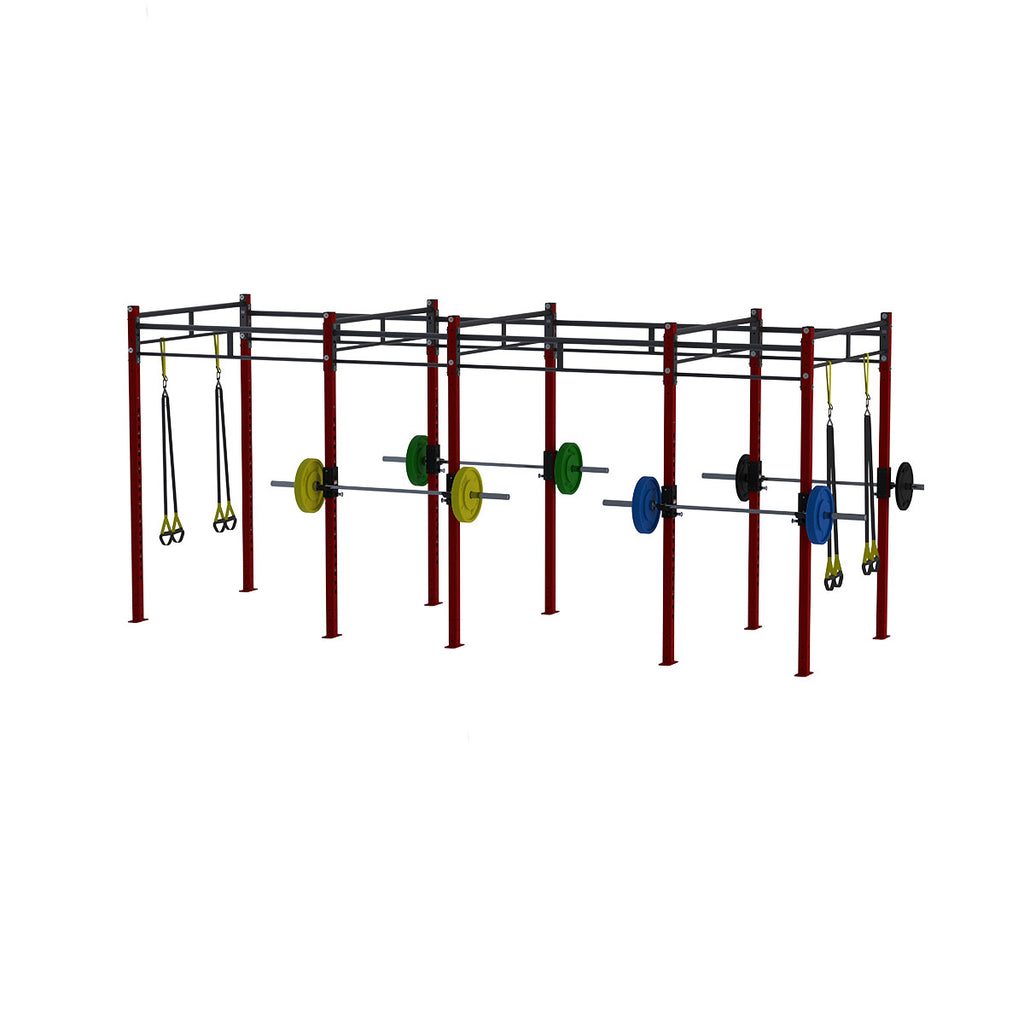 Torque X-RACK BASE - 10 Foot Free Standing Rack