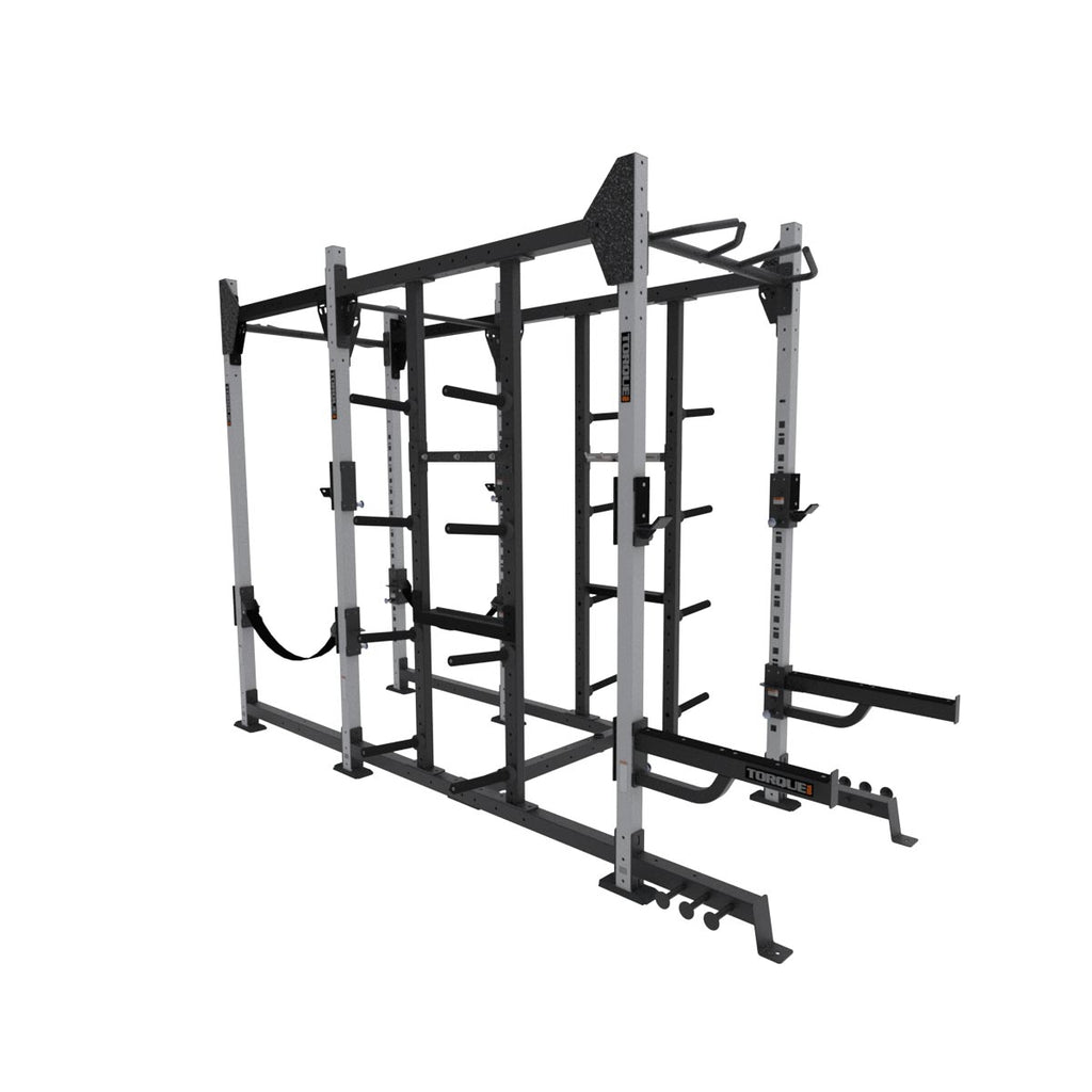 Torque X-SIEGE - 4 X 10 Foot Siege Storage Combination Rack - X1 Package
