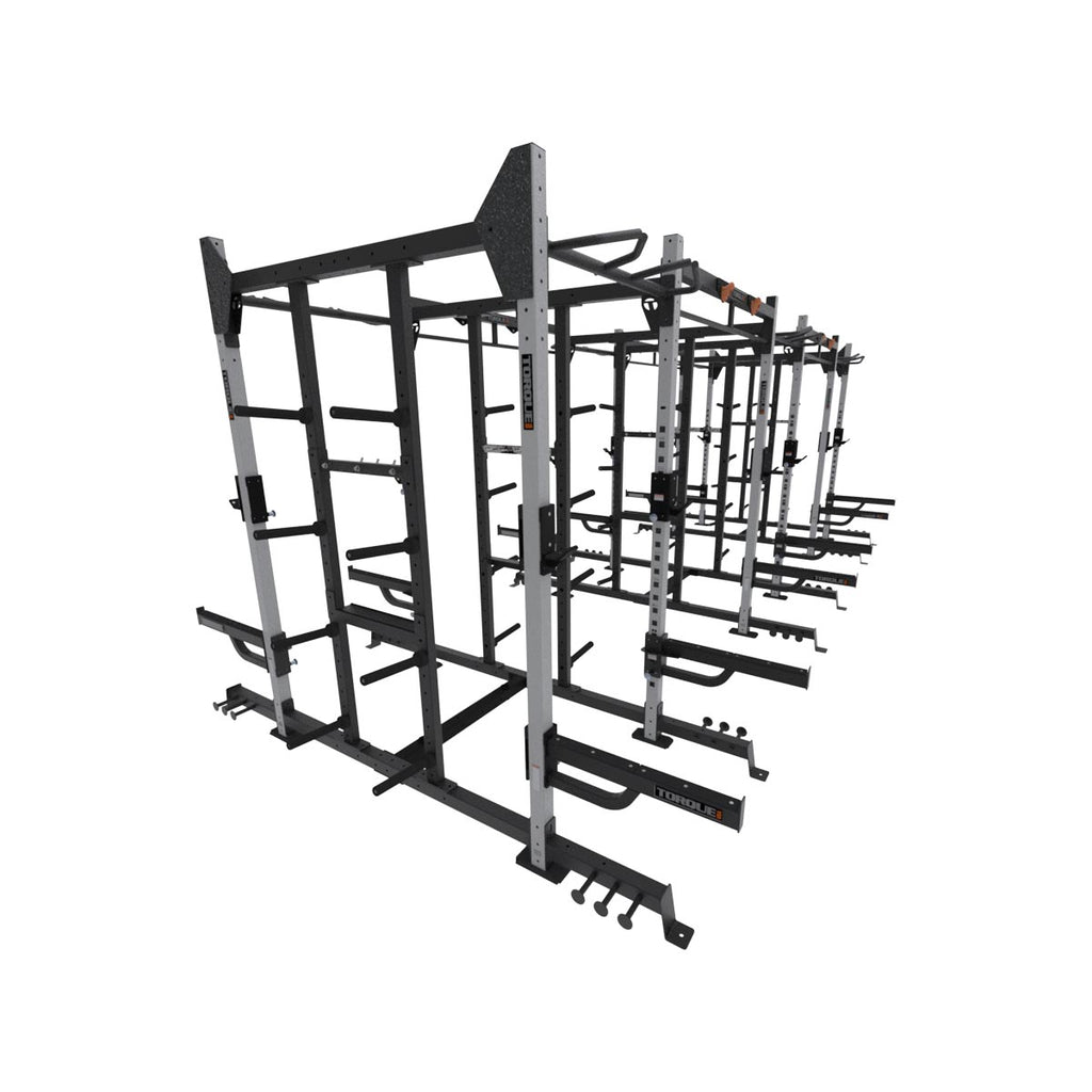 Torque X-SIEGE - 24 X 4 Foot Siege Storage Rack - X1 Package