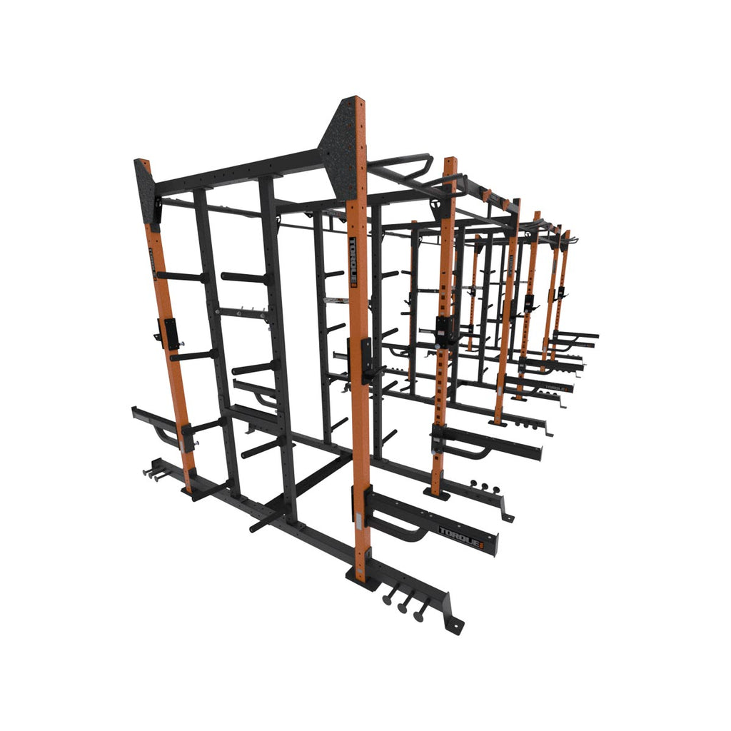 Torque X-SIEGE - 24 X 6 Foot Siege Storage Rack - X1 Package