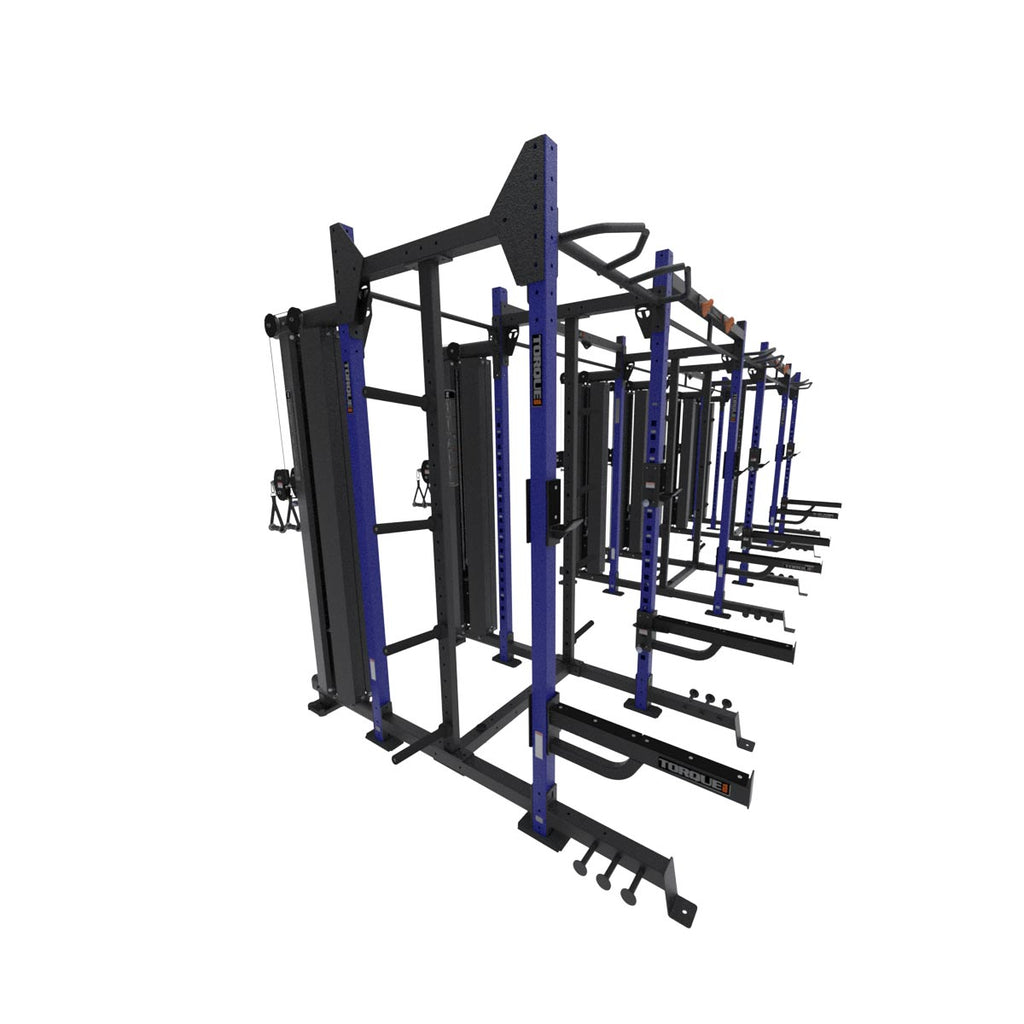 Torque X-SIEGE - 24 X 4 Foot Siege Storage Cable Rack - X1 Package