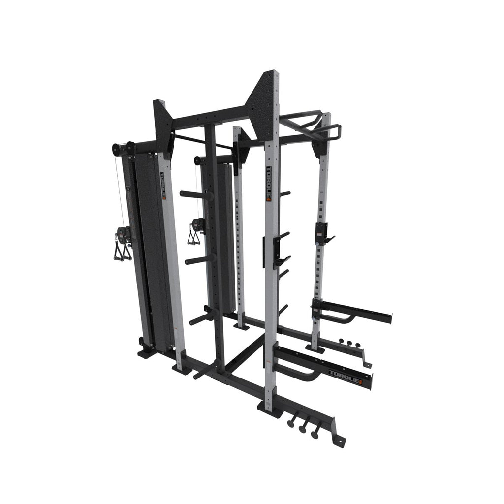 Torque X-SIEGE - 4 X 4 Foot Siege Storage Cable Rack - X1 Package