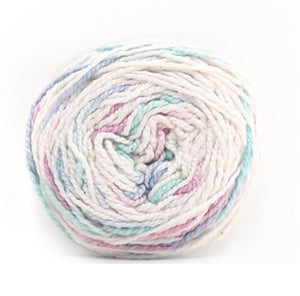 Nurturing Fibres | Eco-Fusion Speckled Yarn: Cotton & Bamboo Blend