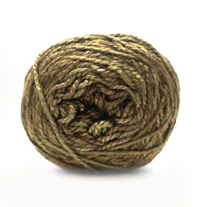 Nurturing Fibres Eco-Bamboo Yarn in Patina