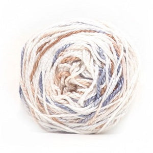 Nurturing Fibres Eco-Bamboo Speckled Yarn in Earth
