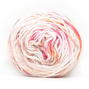 Nurturing Fibres Eco-Bamboo Speckled Yarn in Emily