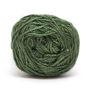 Nurturing Fibres Eco-Bamboo Yarn in Olive