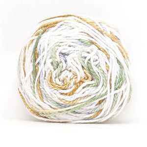 Nurturing Fibres Eco-Bamboo Speckled Yarn in Savannah