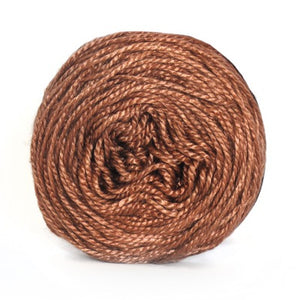 Nurturing Fibres Eco-Bamboo Yarn in Winebarrel