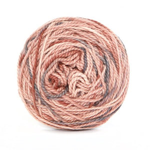 Nurturing Fibres Eco-Cotton Speckled Yarn Sandstone
