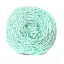 Load image into Gallery viewer, Nurturing Fibres Eco-Fusion Yarn Mint