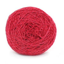 Load image into Gallery viewer, Nurturing Fibres Eco-Fusion Yarn Ruby Pink