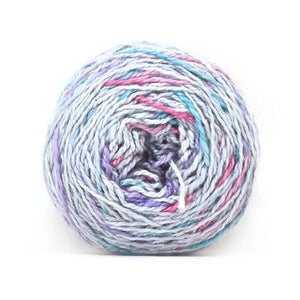 Nurturing Fibres Eco-Lush Speckled Yarn: Cotton & Bamboo Blend
