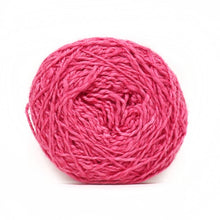 Load image into Gallery viewer, Nurturing Fibres Eco-Lush Yarn Ruby Pink