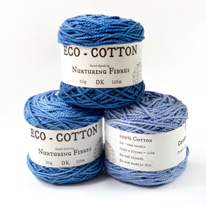 Nurturing Fibres Eco-Cotton Yarn