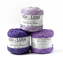 Load image into Gallery viewer, Nurturing Fibres Eco-Lush Yarn