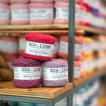 Load image into Gallery viewer, Nurturing Fibres Eco-Lush comes in a ton of great colors!