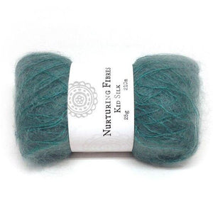 Nurturing Fibres |  Kid Silk Lace: Brushed Mohair & Silk Yarn