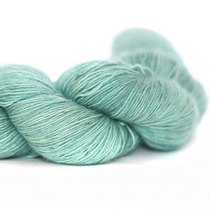 Nurturing Fibres SingleSpun Lace Yarn Sea Glass