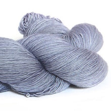 Load image into Gallery viewer, Nurturing Fibres SingleSpun Lace Yarn Smokey Nights