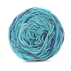 Nurturing Fibres Eco-Fusion Speckled Yarn: Cotton & Bamboo Blend