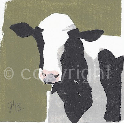 OUT OF STOCK Friesian Cow