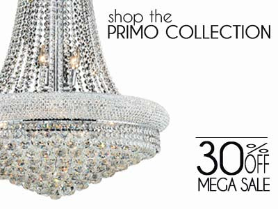 Toronto lighting store chandeliers light fixtures lighting shop elegant lighting primo collection 30 off sale aloadofball Choice Image