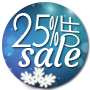 Shop Our Winter Sale: 25% Off