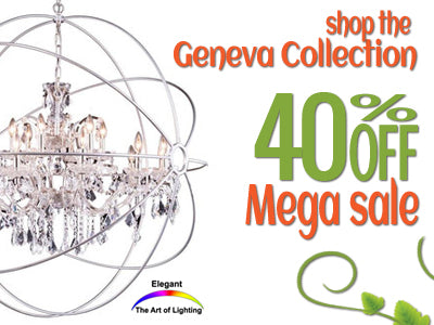 Shop The Geneva Collection 40% Off!