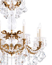Shop Schonbek Lighting by Swarovski Brand Chandeliers Products