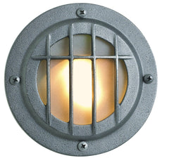 0122 HG10 Snoc Landscape Cast Aluminum Recessed Accent Light With Frosted Glass