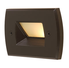 0935 HG9 Snoc Landscape Cast Aluminum Recessed Light With Frosted Glass