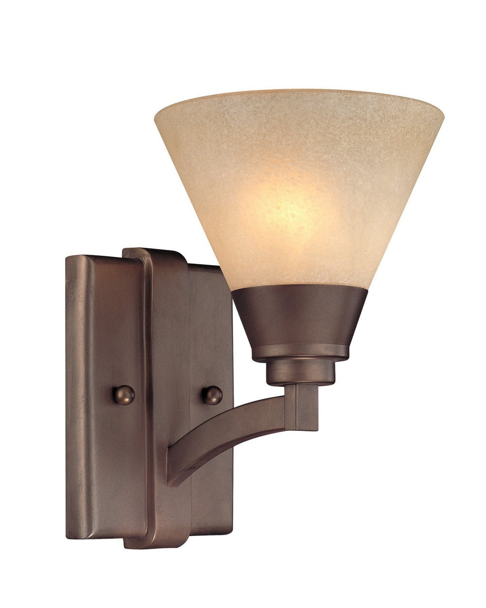 1066-206 Dolan Designs Covina Wall Sconce Classic Bronze