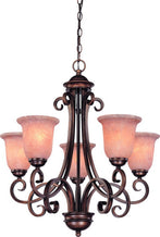 2090-133 Dolan Designs Medici 5 Light Chandelier English Bronze