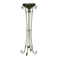 26-00020 Sterling Tall Fujian Plant Stand