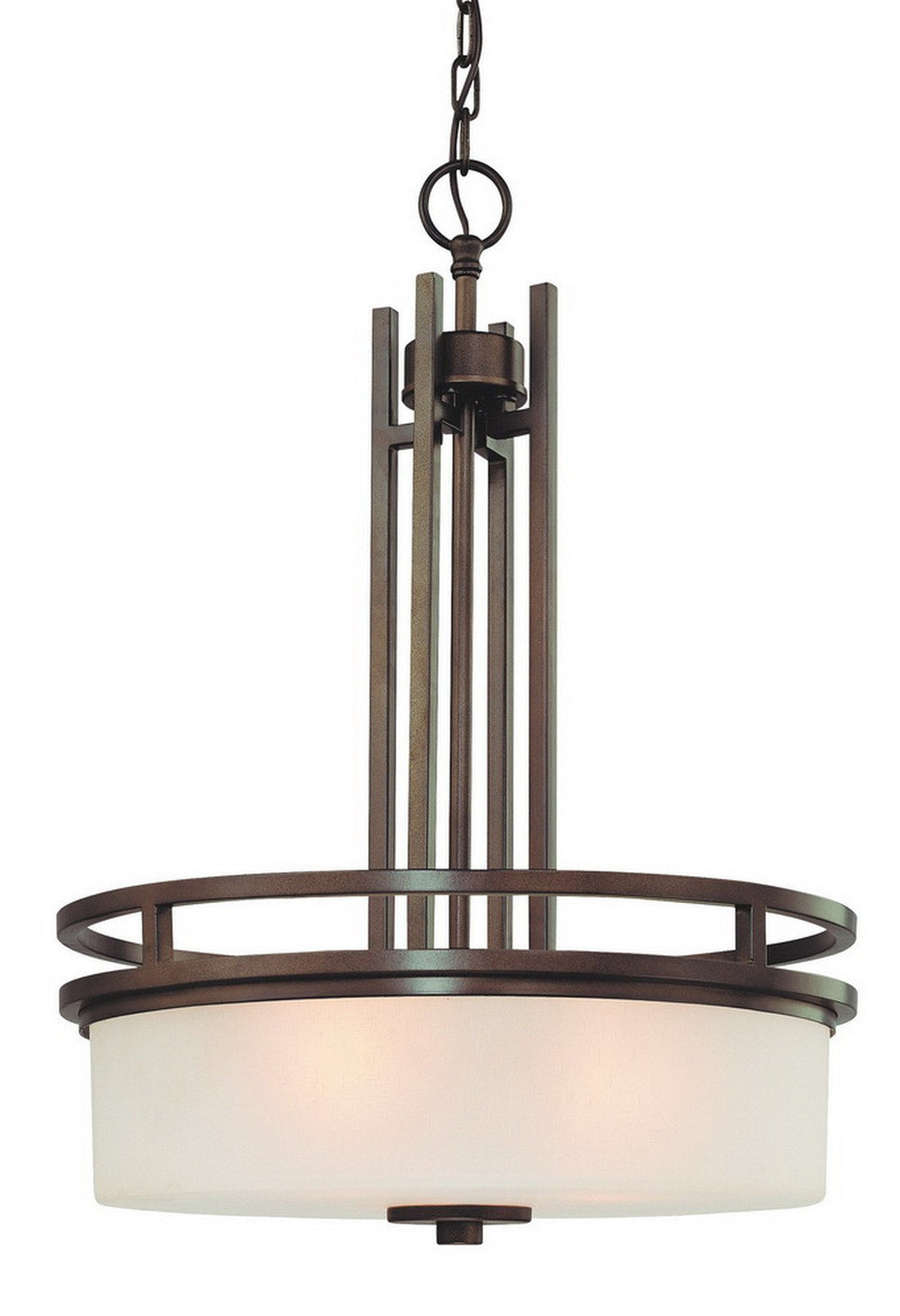 2884-62 Dolan Designs Multnomah 3 Light Pendant