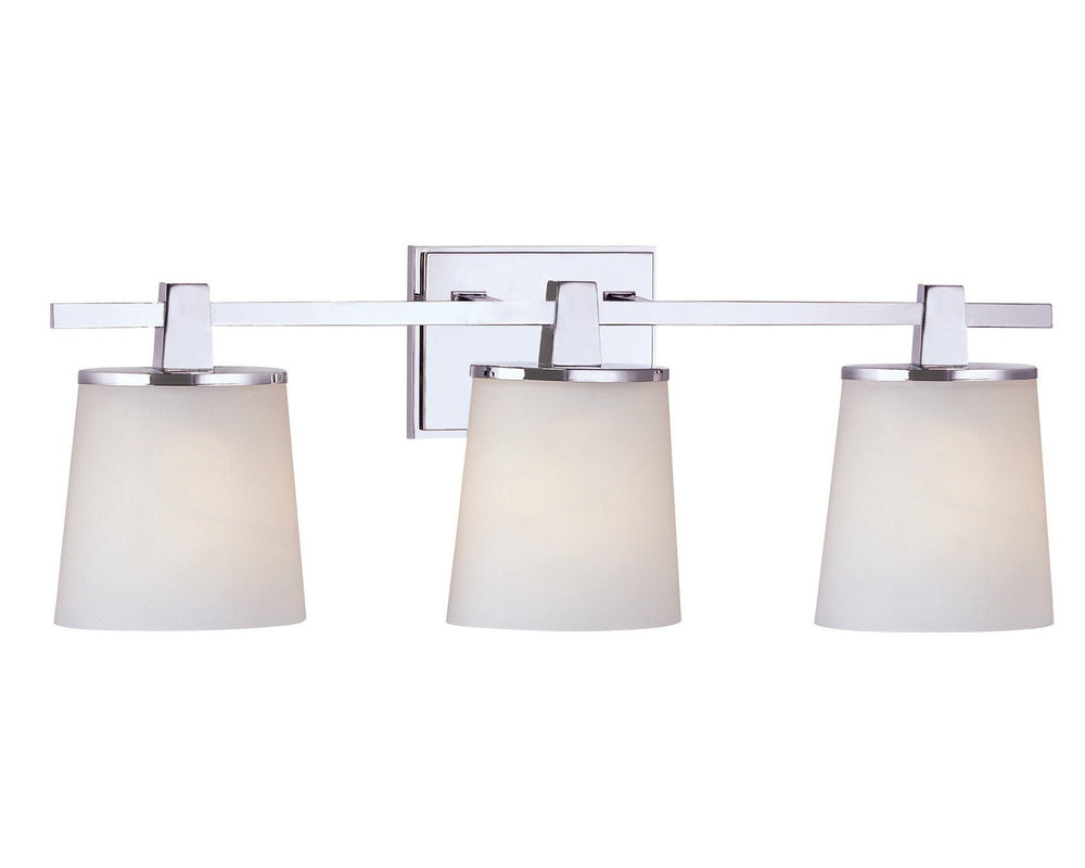 3783-26 Dolan Designs Ellipse 3 Light Bath Chrome