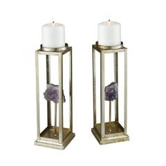 Sterling 387-039/S2 Ekaterina Candle Holders