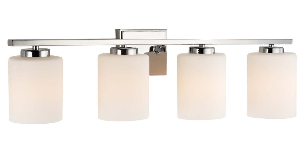 3884-26 Dolan Designs Chloe 4 Light bath bar chrome