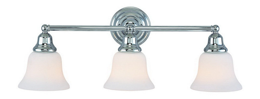 493-26 Dolan Designs Brockport 3 Light Bath Chrome