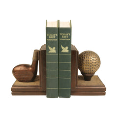 87-20238 Sterling Sterling Pair Brunstfield Links Bookends
