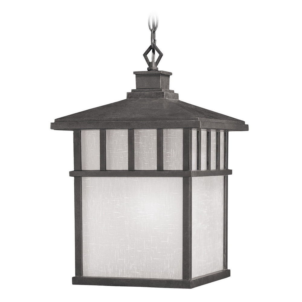 Buy 9114-34 Dolan Designs Barton 1 Light Hanging Olde World Iron From LightingOriginals.ca