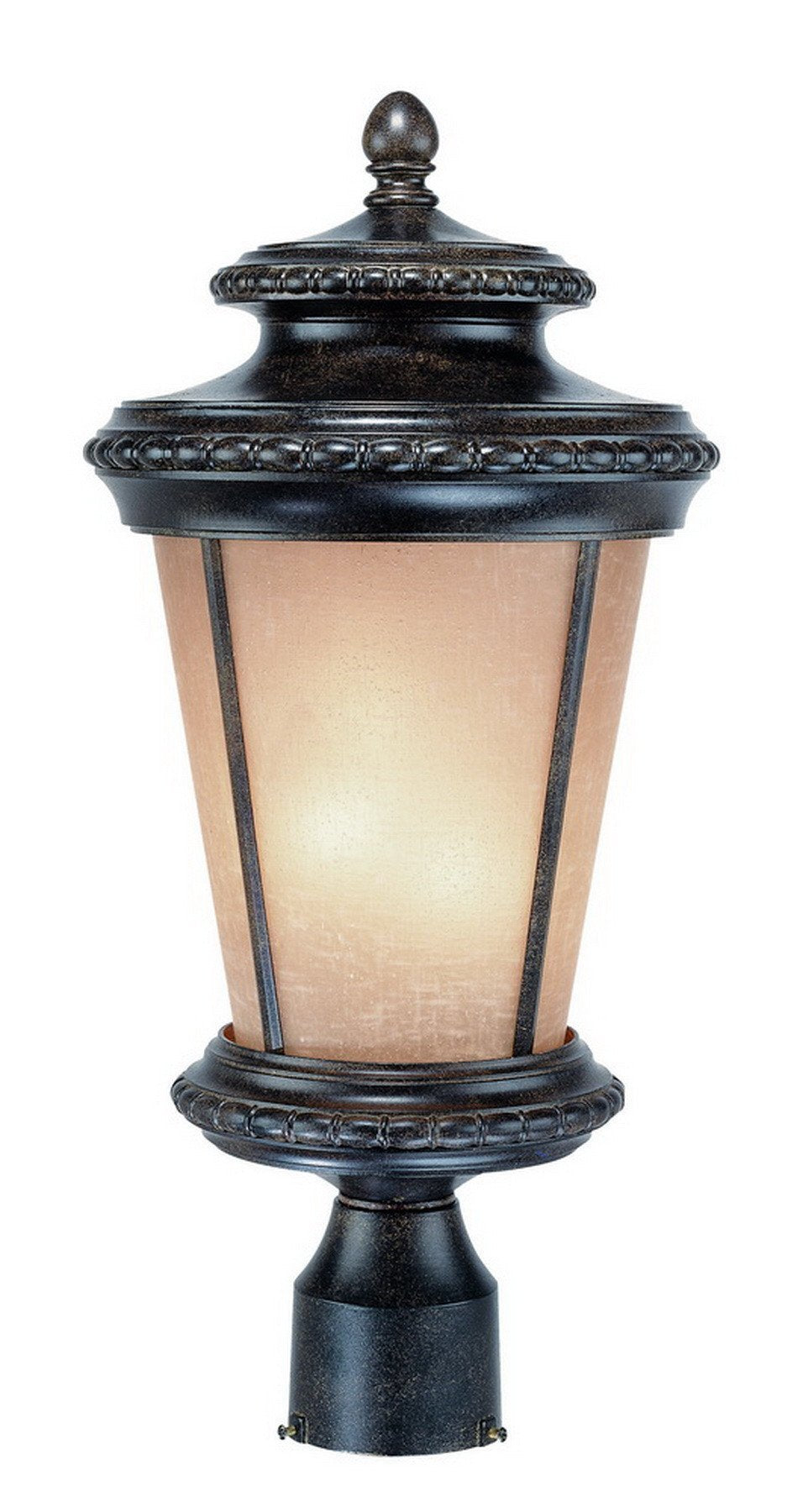 9137-114 Dolan Designs Edgewood 3 Light Post Manchester