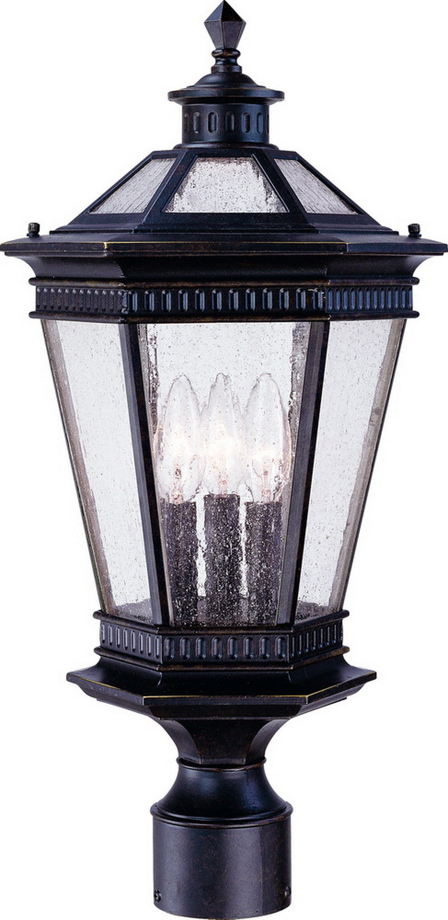 Buy 9197-68 Dolan Designs Vintage 3 Light Post Winchester From LightingOriginals.ca