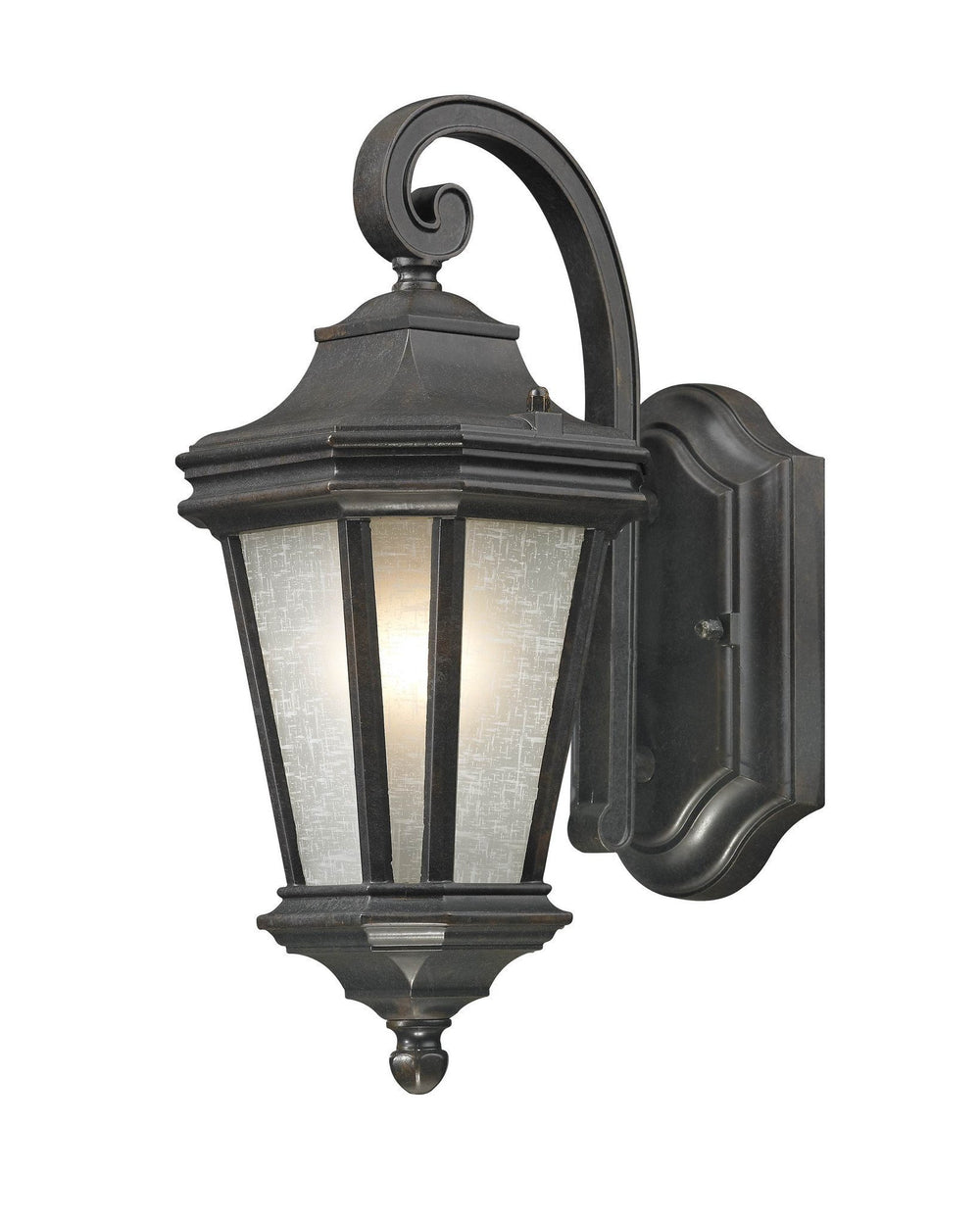 9401-34 Dolan Designs Lakeview 1 Light Wall Olde World Iron