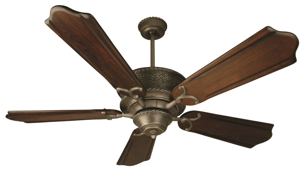 Craftmade K10182 Riata Ceiling Fan Kit in Aged Bronze Textured with 56