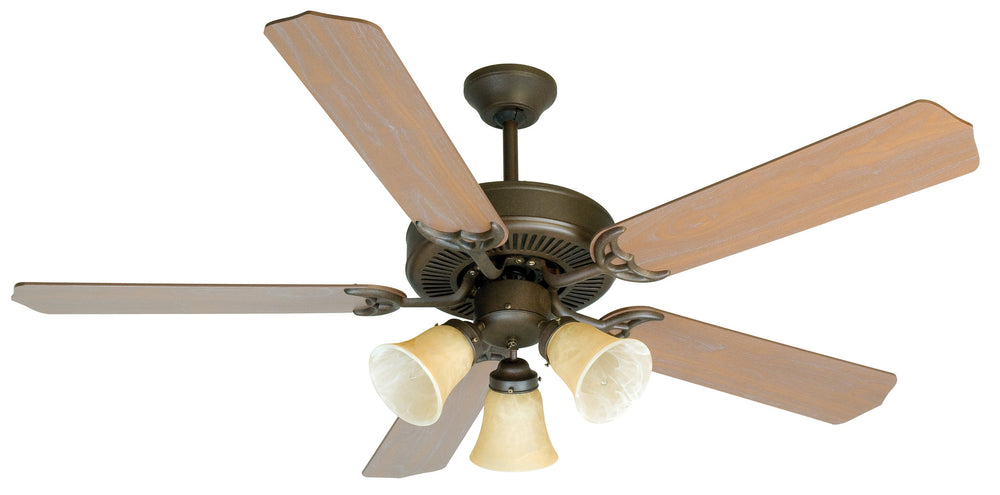Craftmade Pro Builder 206 52 Inch Ceiling Fan Kit Model: K10419