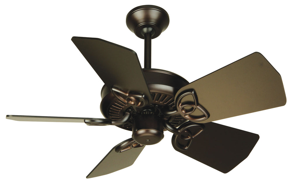 Craftmade K10741 Piccolo Ceiling Fan Kit in Oiled Bronze with 30
